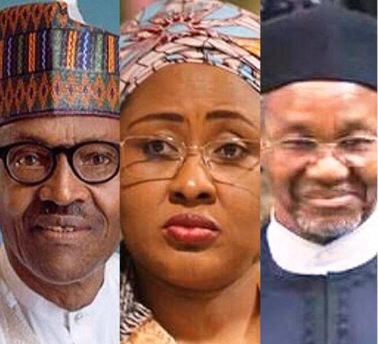 Nigeria's First Family and the war within, By Gidado Yushau Shuaib