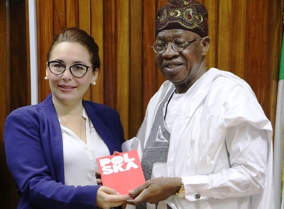 Poland offers to support Nigeria in preserving artefacts, monuments – Lai Mohammed