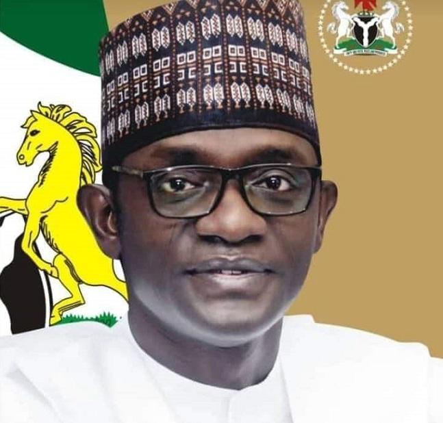 Governor Mai Mala Buni of Yobe State
