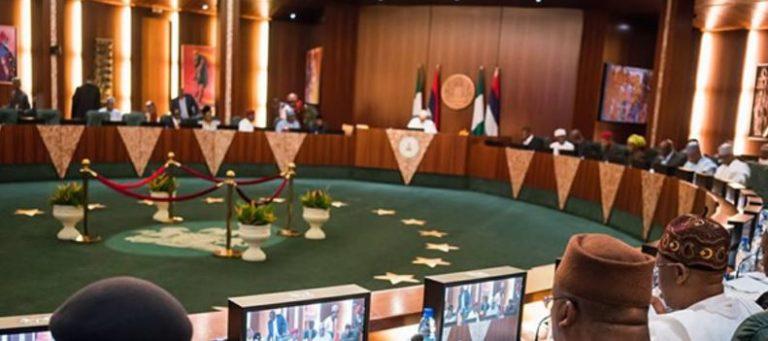 Aviation, transportation ministries, others make presentations as Buhari presides over virtual FEC meeting