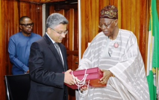 Lai Mohammed seeks India's support for Nigerian film industry
