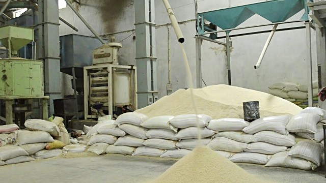 Lagos govt's rice mill to produce 650 bags per hour – Official