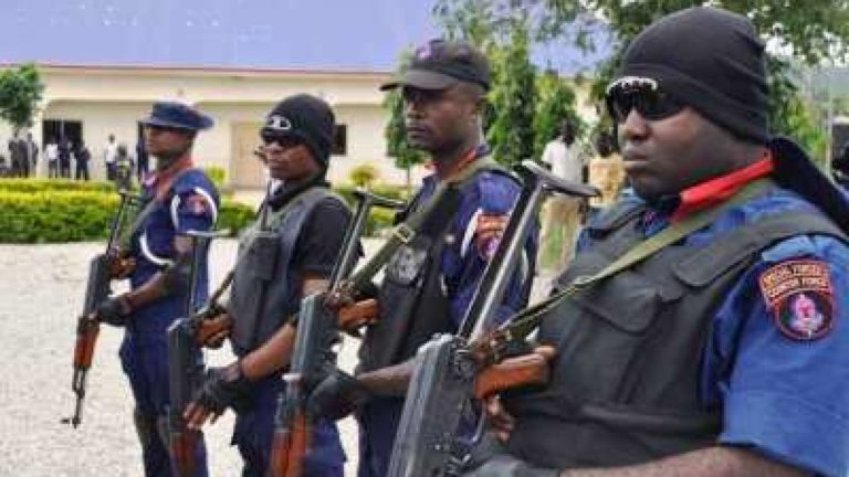 NSCDC operatives arrest 5 dealers of adulterated petroleum products in Anambra