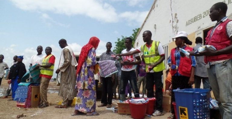 Nigerian govt trains IDPs in photography, cosmetology in Borno
