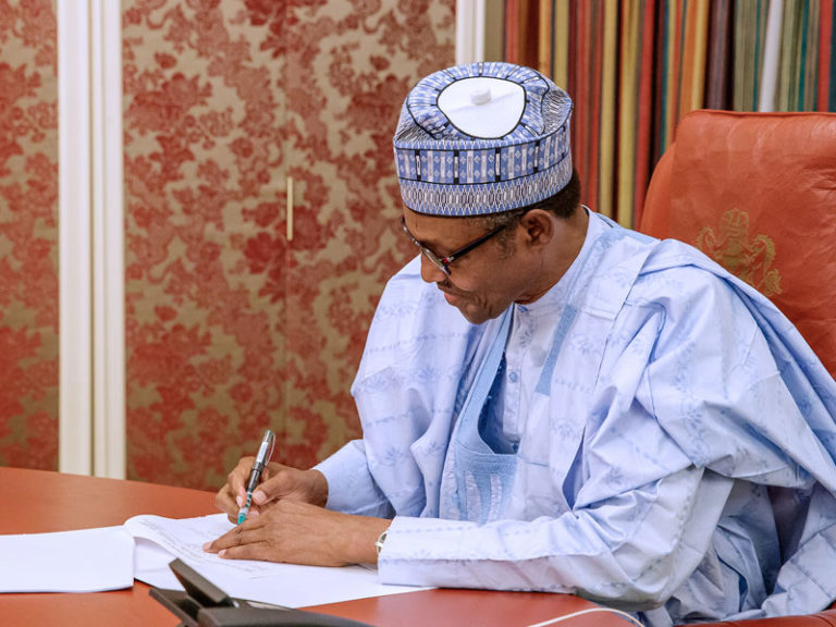 Buhari approves new uniform for Nigerian correctional service