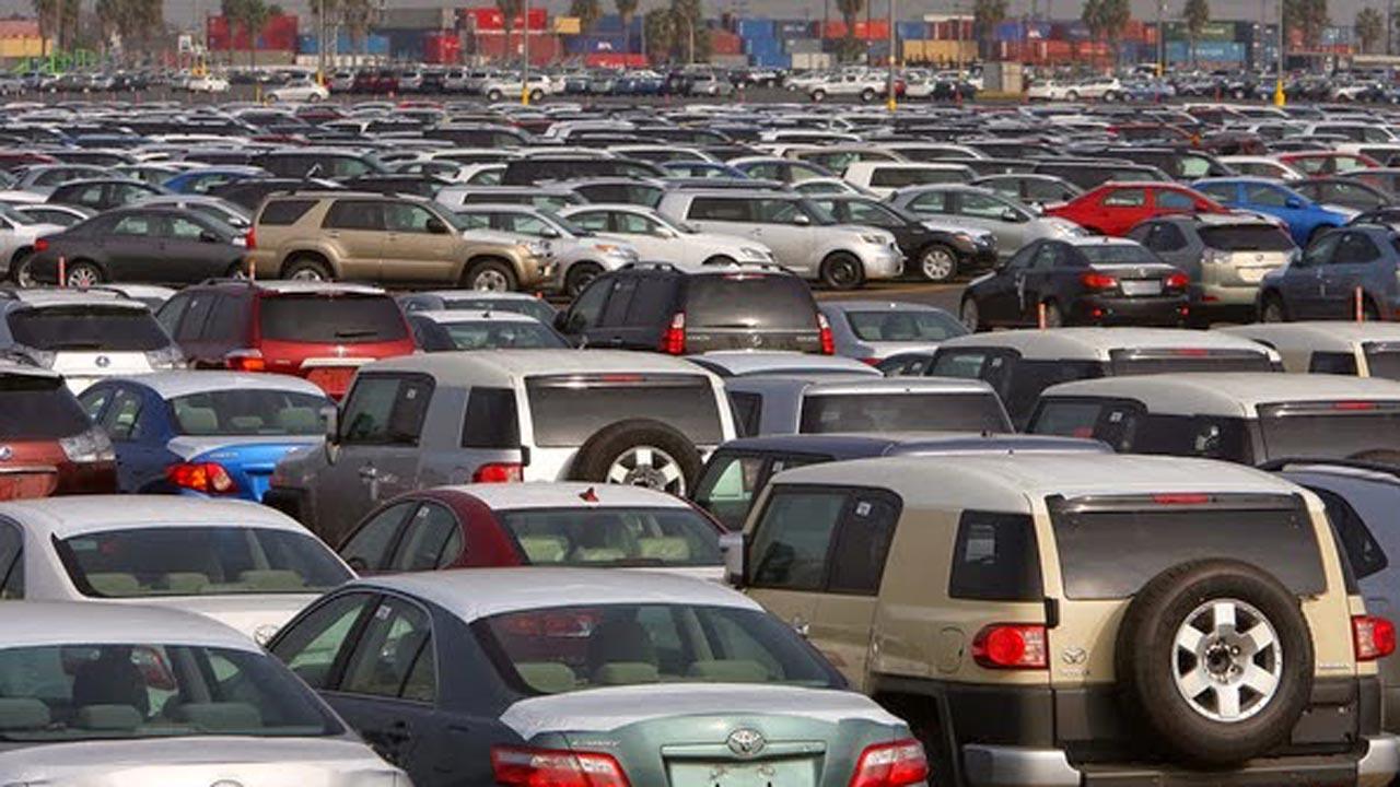 Nigerian Customs intercepts 55 fairly-used vehicles at Seme border