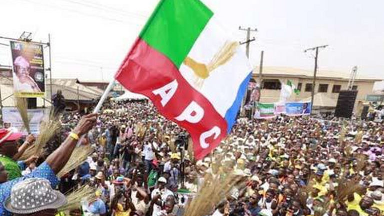 APC shifts state congresses to October 16