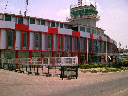 Mallam Aminu Kano International Airport, MAKIA.