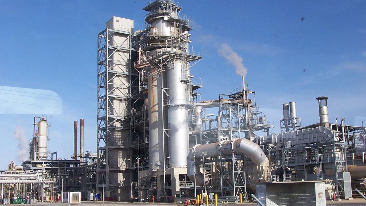 Oil Refinery Company