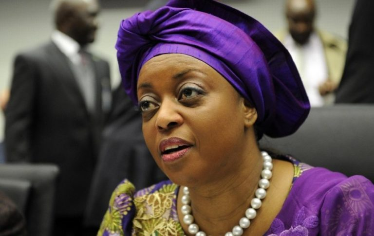 Court orders Diezani to submit self for trial