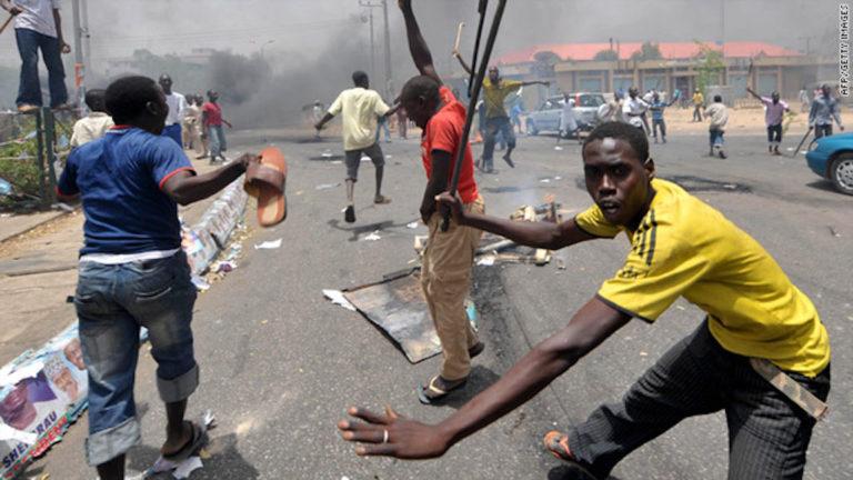 Hoodlums attack policemen, kill 1, injure 3 in Adamawa