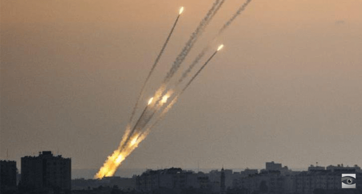 Over 4,000 rockets fired from Gaza Strip into Israel since outbreak of conflict – IDF