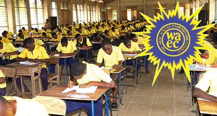 TRENDING: Nigerian students stage protest over WASSCE cancellation, continued school closure