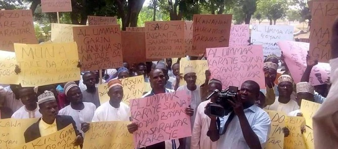 Kano residents protest court ruling on new emirates