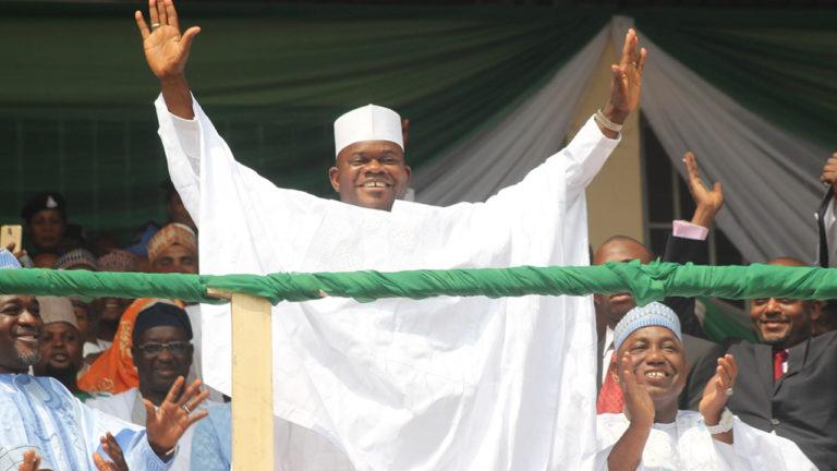 JUST IN: INEC declares Yahaya Bello winner of Kogi Guber election