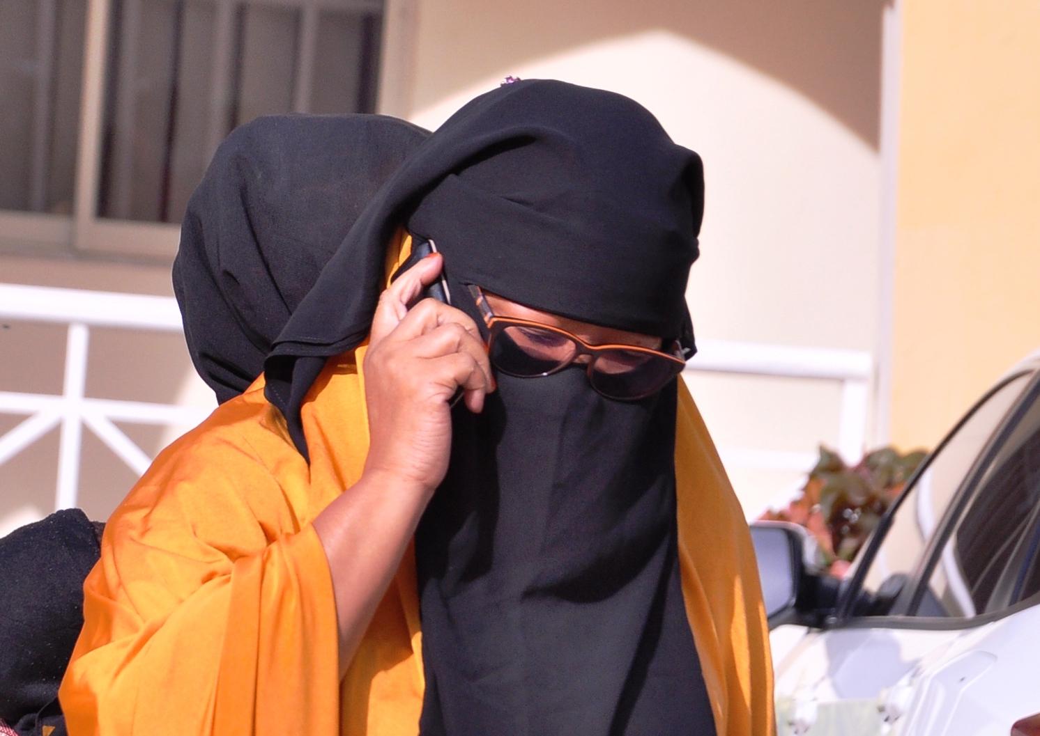 Aisha Wakil, popularly known as Mama Boko Haram