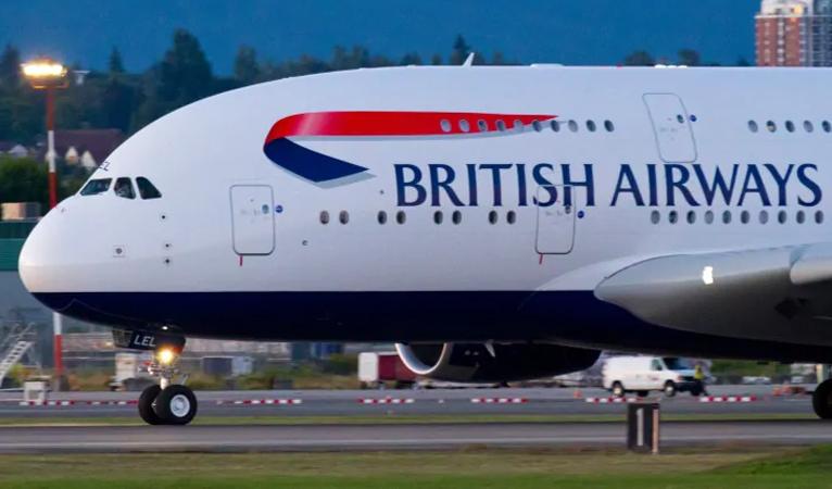 British Airways flight makes emergency landing, no passenger injured