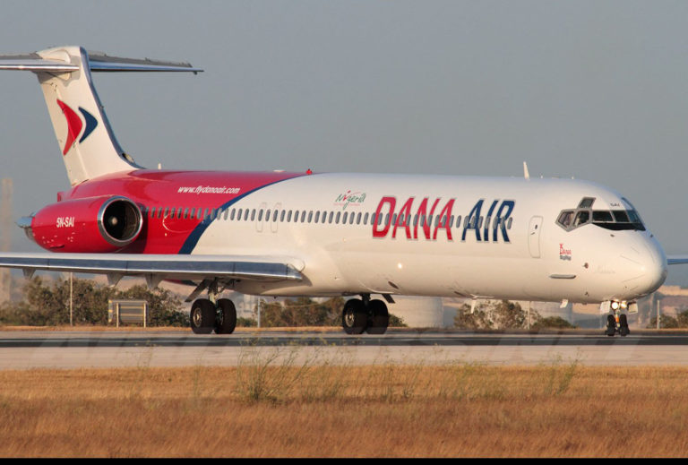 Nigerian govt to arraign Dana Air MD, others