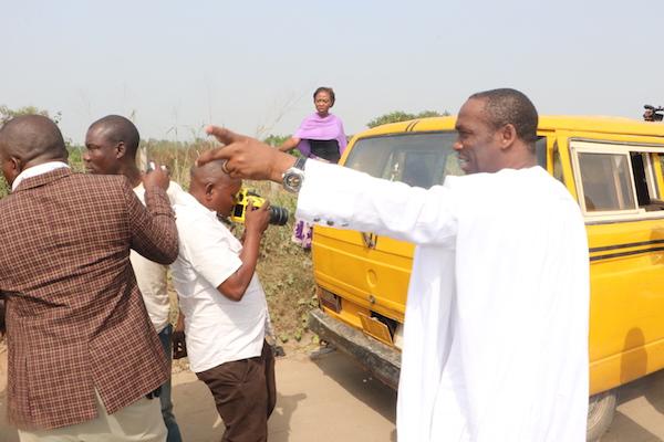 Lagos deputy governor, Dr Femi Hamzat