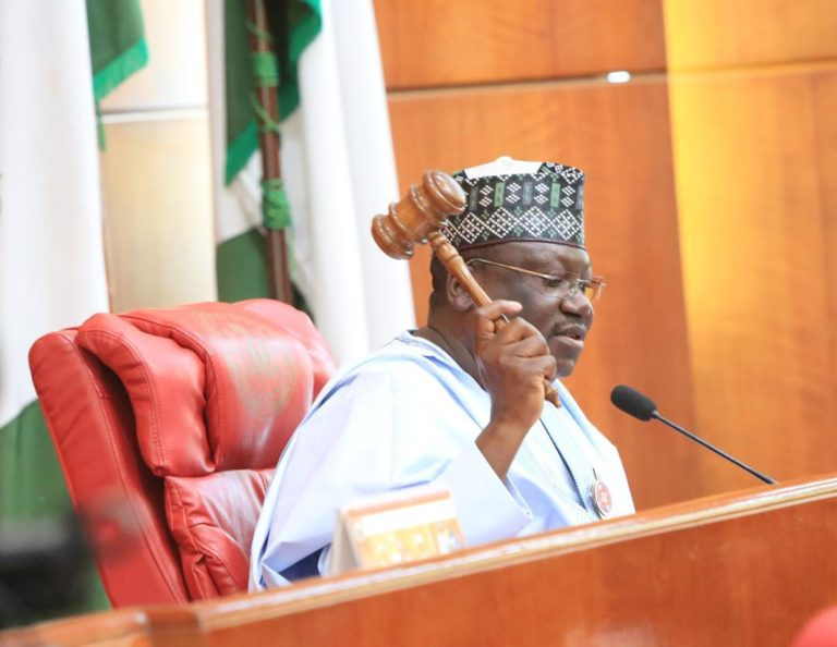2022 Appropriation Bill passes second reading in Senate