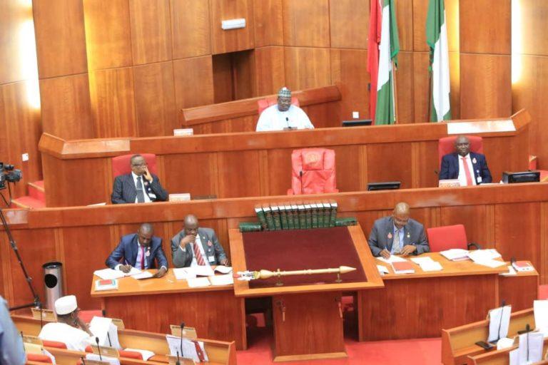 Senate receives Buhari's 2022-2024 MTEF/FSP