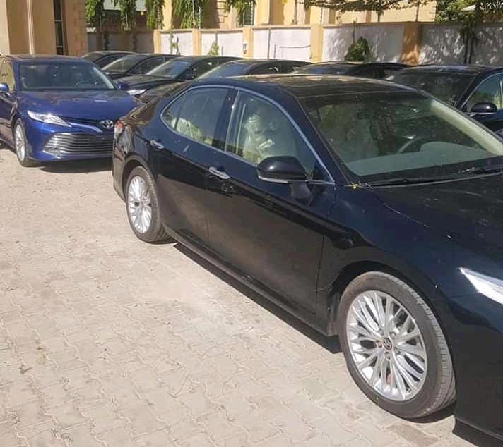 Toyota Camry 2018, V6 Limited Edition for 24 Zamfara legislators