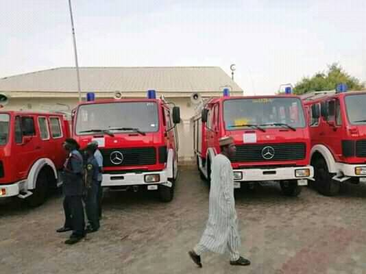 Kano firemen rescue 75-year-old woman from drowning in well