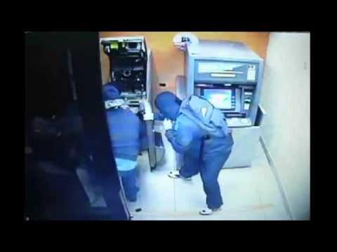 Police launch manhunt for ATM machine thieves, vandals in Kwara