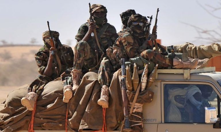 Bandits kill 20 security agents in Niger