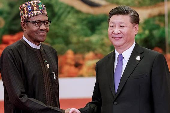 Chinese President XI writes Buhari, seeks to bolster relations