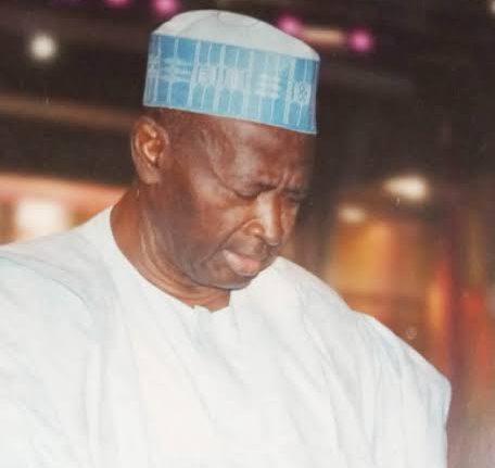 The late Dr Abdulkadir Oniyangi