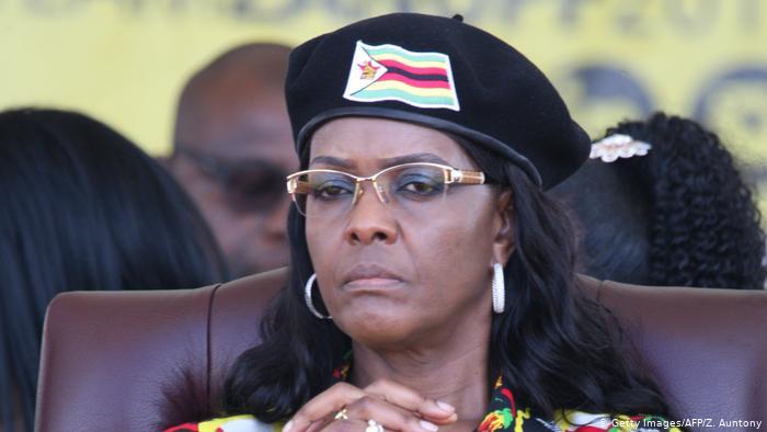 Grace Mugabe indicted for illegally acquiring land in Zimbabwe
