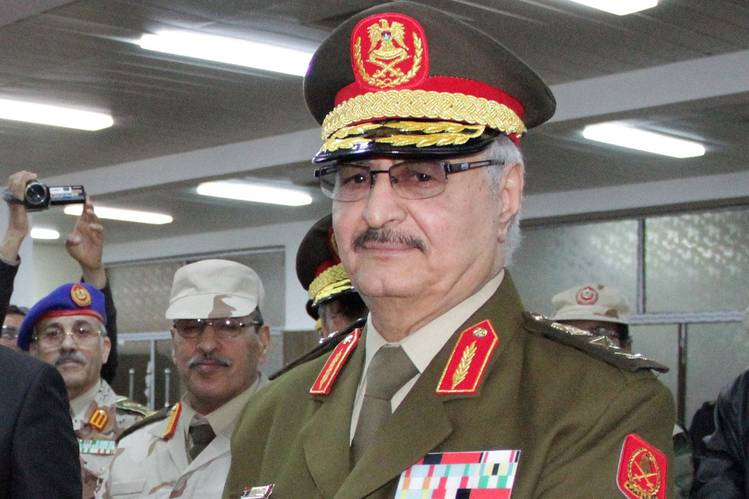Libyan commander forces attack Tripoli airport