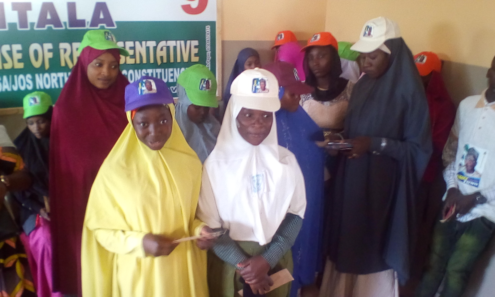 Nigerian lawmaker offers free WAEC forms to 500 indigent students in Plateau