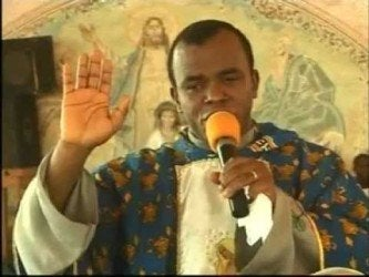 Mbaka reappears, calls for calm
