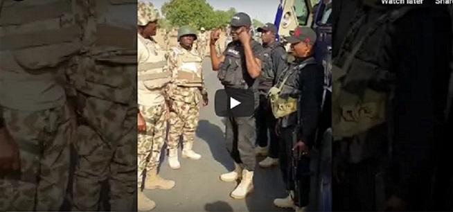 SARS encounter with Boko Haram