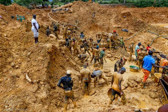 Nigerian mining society moves to end indiscriminate borehole drilling in Yobe