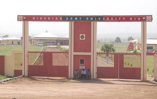 Nigerian Army University Biu Gate