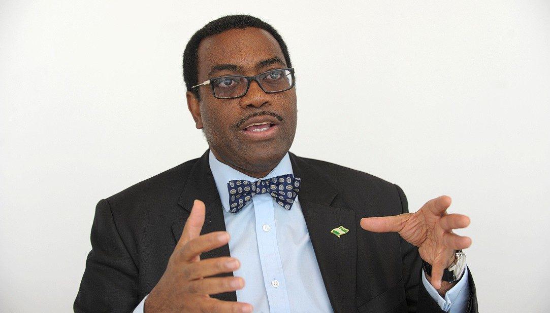 AfDB President, Akinwumi Adesina