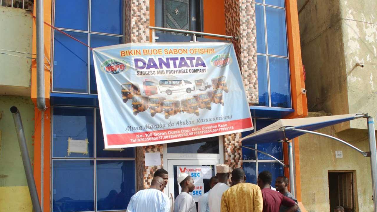 Dantata Success and Profitable Company, DSPC