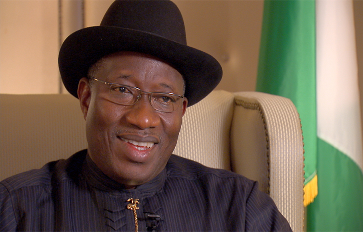 Jonathan rates Nigeria's democracy high