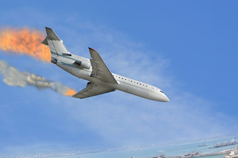 Passenger plane makes emergency landing after coming under Syrian fire