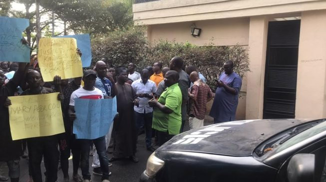 Human rights commission condemns attack on Justice Odili's residence