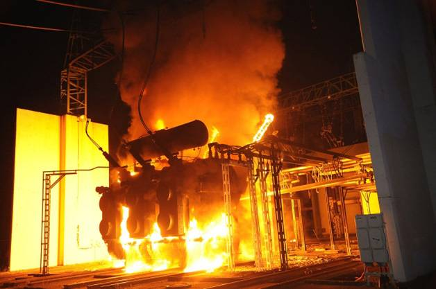 Blackout looms as fire guts 150MVA transformer at TCN sub-station