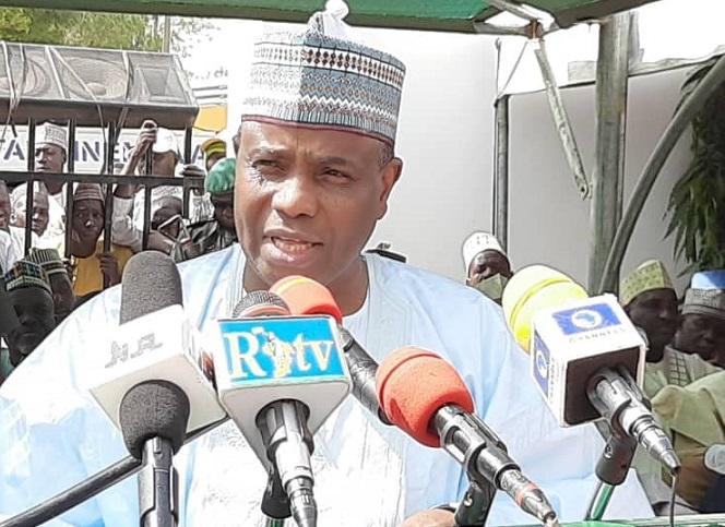 Tambuwal to convert Sokoto CoE to state university