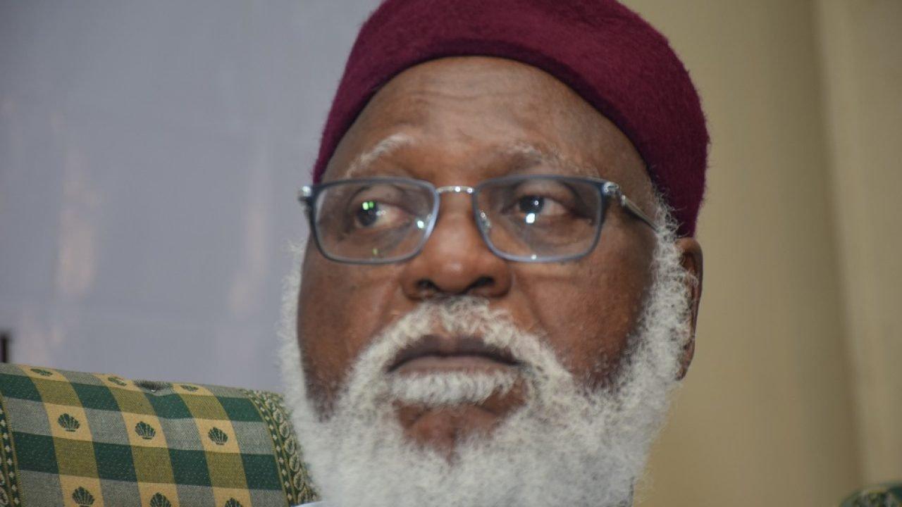 General Abdulsalami Abubakar (retired)