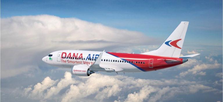 Dana Air to resume flight July 9