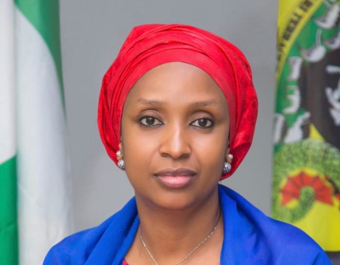 Suspended MD of NPA, Hadiza Bala Usman