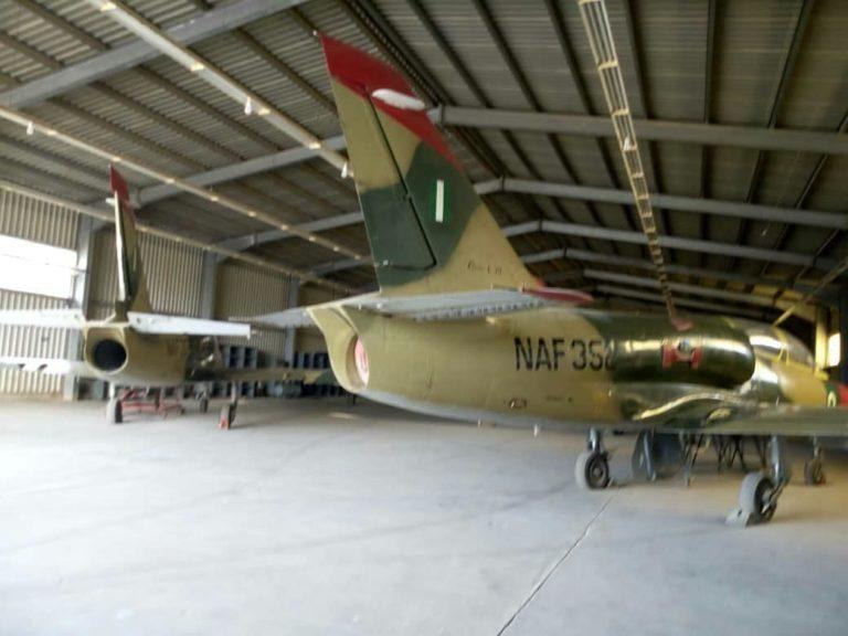 Nigerian Air force establishes aircraft maintenance hangar in Bauchi