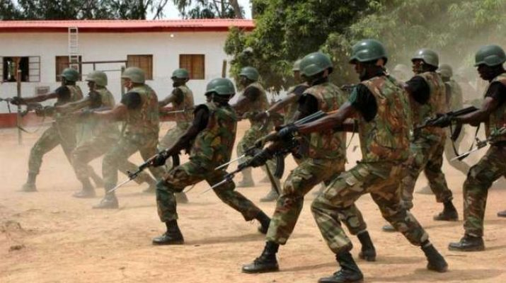 Nigerian Army begins recruitment of personnel for Special Forces
